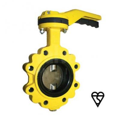 Gas Approved Butterfly Valves