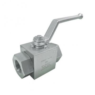 High Pressure Stainless Steel Ball Valves