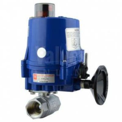 HVAC Actuated Ball Valves