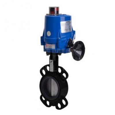 HVAC Actuated Butterfly Valves
