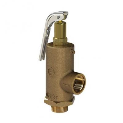 HVAC Pressure Relief Valves