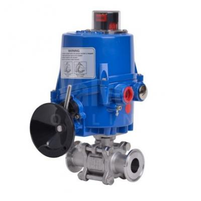 VO - Hygienic Electric Actuated Ball Valves