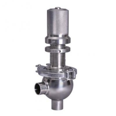 Hygienic Pressure Relief Valves