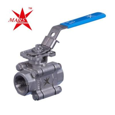 MARS Stainless Steel Ball Valves
