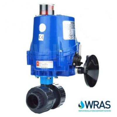 VO - Plastic Electric Actuated Ball Valves