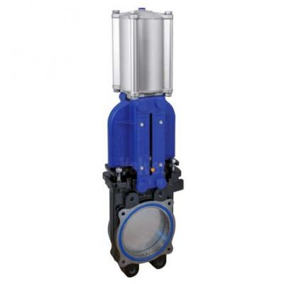 Pneumatic Actuated Knife Gate Valves
