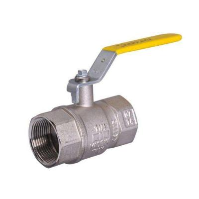 Screwed Brass Ball Valves