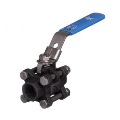 Screwed Carbon Steel Ball Valves
