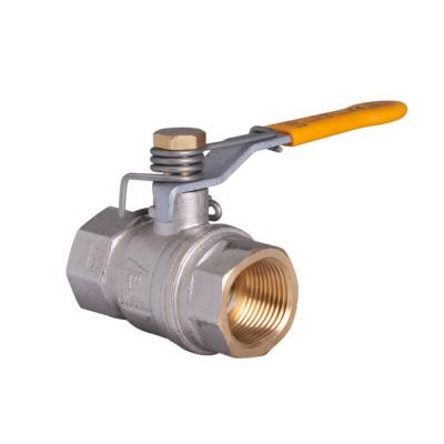 Special Brass Ball Valves