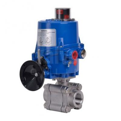 VO - Steel Electric Actuated Ball Valves
