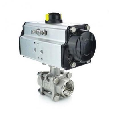 VO - Steel Pneumatic Actuated Ball Valves