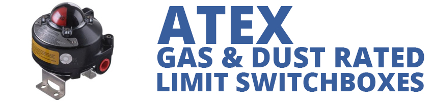 ATEX - Gases & Dust Rated Switchboxes