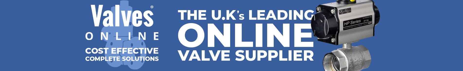 Valves Online The UK's Leading Online Valve Supplier