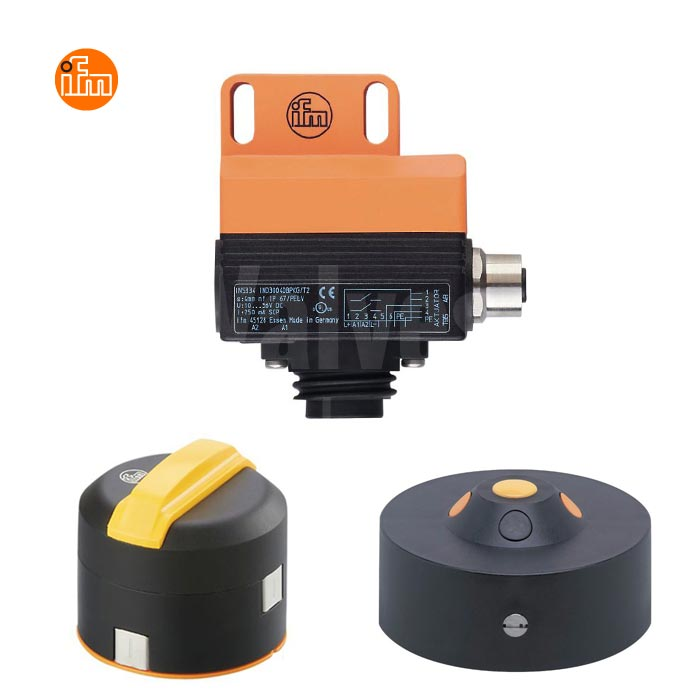 IFM IN5334 Inductive Dual Sensor Kit with Actuator Interface Connection
