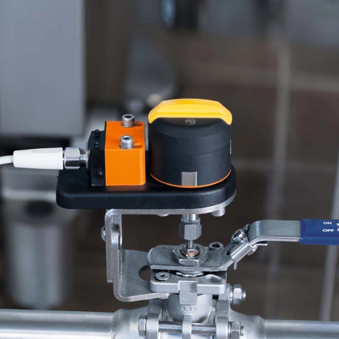 IFM Position Sensor mount