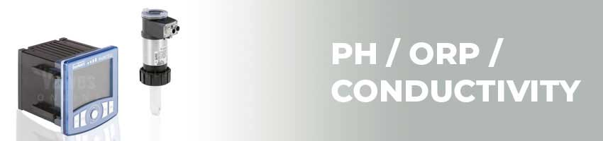 PH / ORP / Conductivity Controls